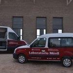 El INV incorporó laboratorios móviles