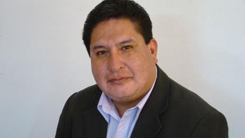 """El Concejal """"Fili"""" Gerón"""