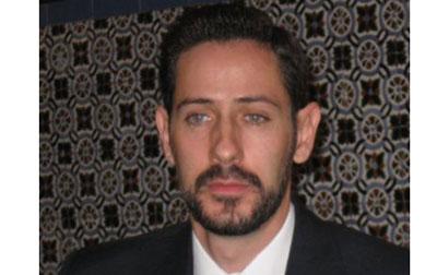 El genealogísta Leandro Plaza Navamuel