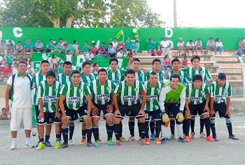 Rivadavia, el equipo Campeón del Torneo Clausura 2014