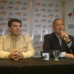 Lanzaron en Salvador Mazza la fórmula Romero-Olmedo