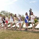 Estas son las candidatas  a Reina Provincial de los Estudiantes