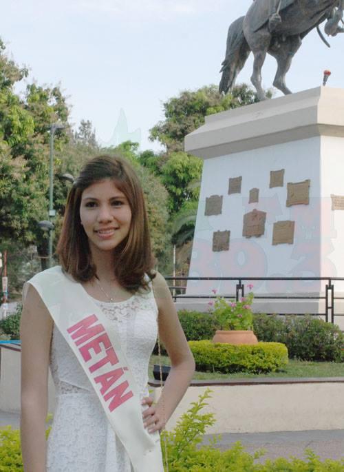 Maria Belen Lescano.Fotos FM Alba 89.3 Mhz Tartagal
