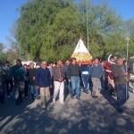 Animaná celebró su fiesta patronal en honor a la Virgen de La Merced