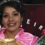 Liseth Aguirre representará a San Carlos en la elección provincial de la Reina de los Estudiantes.