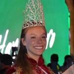María Alauie es la Reina Provincial de los Estudiantes 2016