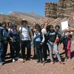 Alumnos cafayateños recorrieron la Reserva Quebrada de las Conchas