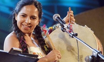 Mariana Carrizo vuelve a la Serenata a Cafayate en el 2017