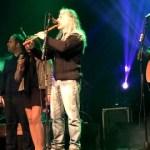 Serenata de Los Huayra y Bruno Arias en la segunda noche
