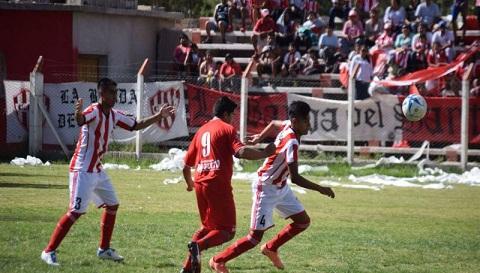 San Isidro ganó en Santa María.  Foto: Gentileza Joel Condorí