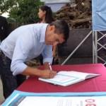 Almeda sigue negando información sobre proyectos y contrataciones en el Parque de la Familia
