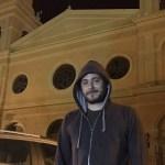 Raly Barrionuevo de descanso en Cafayate