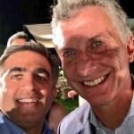 Miguel Nanni participó de la cena en Olivos con Macri