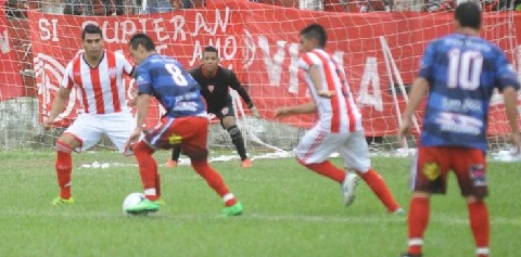 San Isidro cayó ante Jorge Newbery