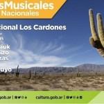Picnic musical con el Chango Spasiuk, Mariana Carrizo y Antonio Birabent en el Parque Los Cardones