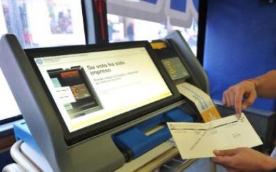 0 costo del voto electronico en salta