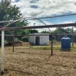 Más problemas para Almeda: la obra inconclusa del vivero municipal lo pone en dificultades