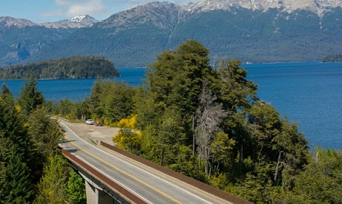 Ruta 40- Neuquén (Caminos de los 7 lagos)