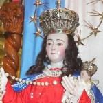 "Cafayate honra a su Santa patrona, ""La Sentadita"""