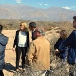 Comenzó en Cafayate la construcción del primer parque solar de la provincia