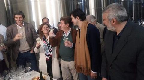 Inauguraron la Bodega de Coviagro