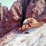 Guardaparques de la Quebarada de las Conchas pararon las máquinas de la exploración minera