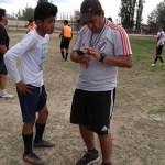 Un cafayateño preseleccionado para River Plate