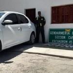Secuestran más de 24 kilos de cocaína en la Ruta 68