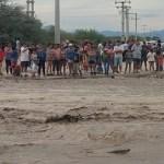 Por varias horas estuvo cortada la ruta entre Cafayate y San Carlos