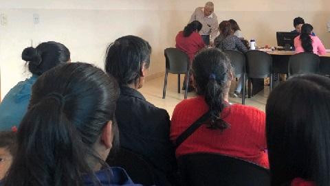 Finca El Socorro: Última semana para el reempadronamiento