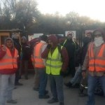 Se agrava el conflicto laboral en la planta solar