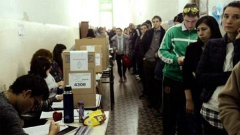 Estos fueron los resultados para diputados nacionales en Salta