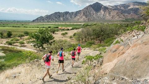 Todo listo para la sexta edición de la Calchaquí Trail