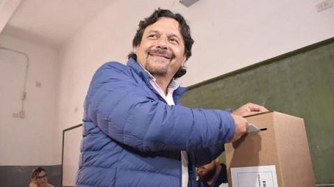 Con un contundente triunfo sobre Leavy, Gustavo Sáenz se consagró gobernador de Salta