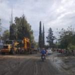 El Comité de Emergencias trabaja en asisitir a los afectados por el desborde del río Chuscha