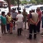 La reunión del Comité de Crisis derivó en fuertes reclamos de vecinos a las autoridades