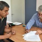 La provincia financiará el encauzamiento del Río Chuscha