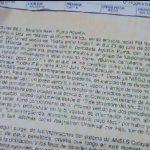 El concejal Laxi envió una carta documento a periodistas que publicaron el informe del IFE, le contestaron con un video