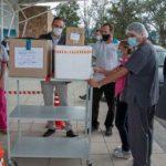 Llegó a Salta la segunda tanda de las vacunas rusas