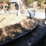 La provincia invirtió en Cafayate más de $4 millones en obras de enripiado, veredas y cordón cuneta