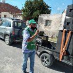 Los recolectores de residuos van al paro por 72 horas