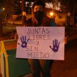 La familia de la joven violada en Animaná realizó este miércoles una marcha por todo el pueblo
