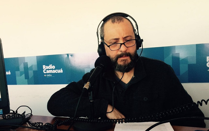 Entrevista a Nelson De León