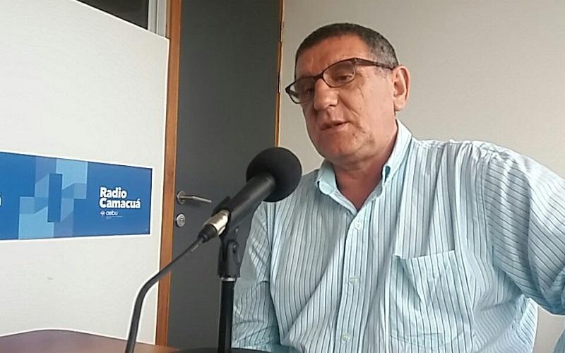 Pedro Stéffano y un 2017 especial para AEBU