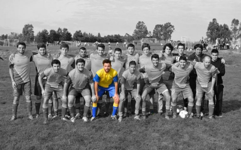 Conociendo a AEBU Fútbol: Sebastián Calderón