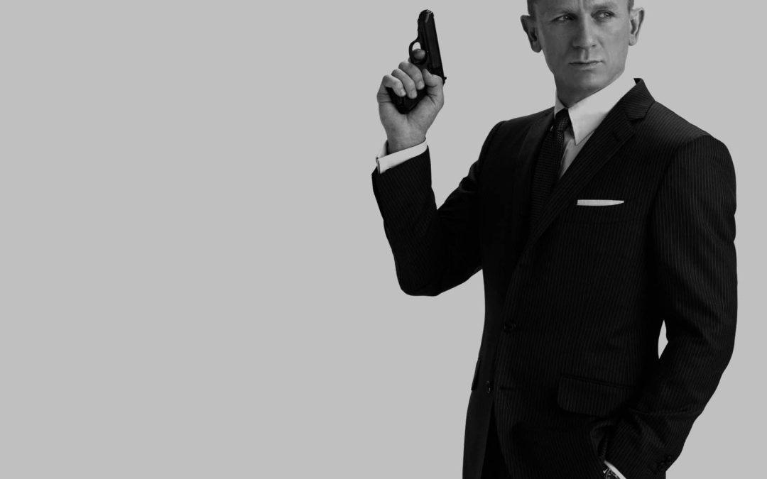 Mi nombre es Bond… James Bond.
