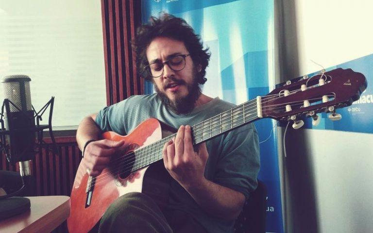 Música en vivo en La Trama: Pedro Alfonso