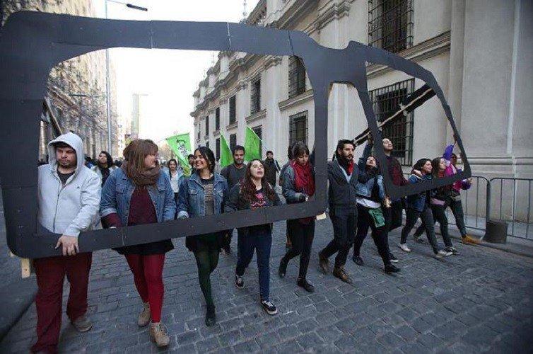 44 años del golpe de Estado en Chile