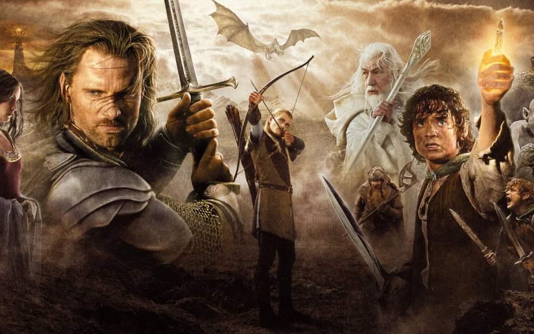 El Señor de los Anillos: el retorno del Rey y los Premios Óscar a lo mejor del 2003