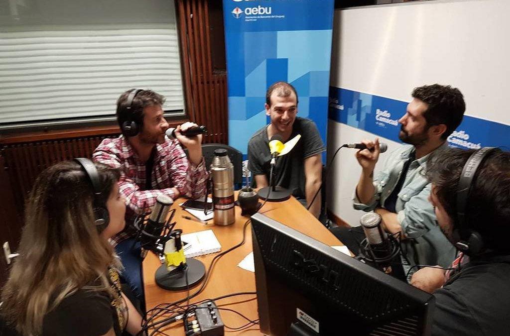 Entrevista a Los Nuevos Creyentes en El Triángulo Obtuso